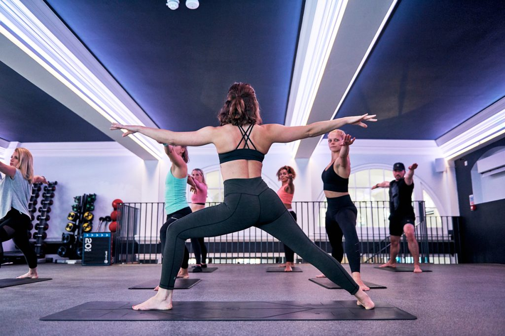 Luxe Fitness gym Bristol offers Flexibility training. Book a class today.
