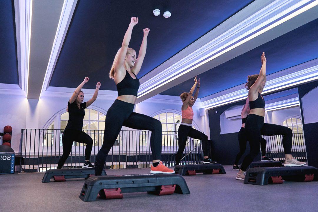 Step Aerobic Training in Bristol