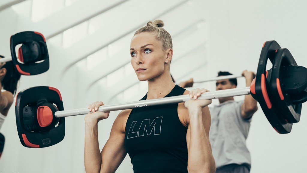 GRIT Strength training available in Bristol at Luxe Fitness Gym