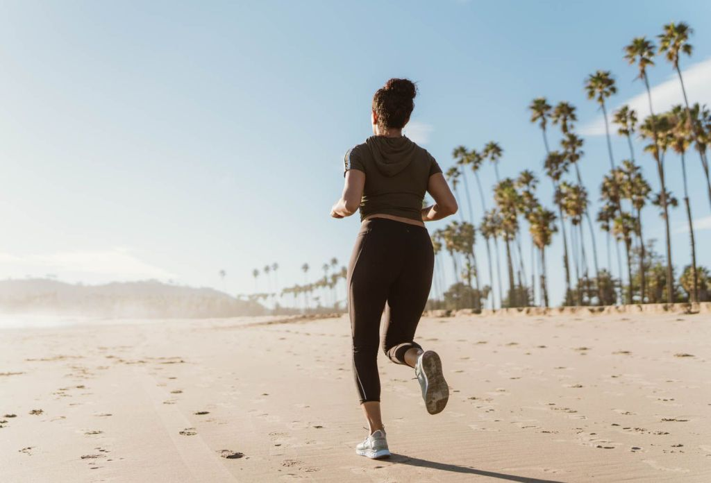Running builds up your endurance so you can perform harder cardio workouts