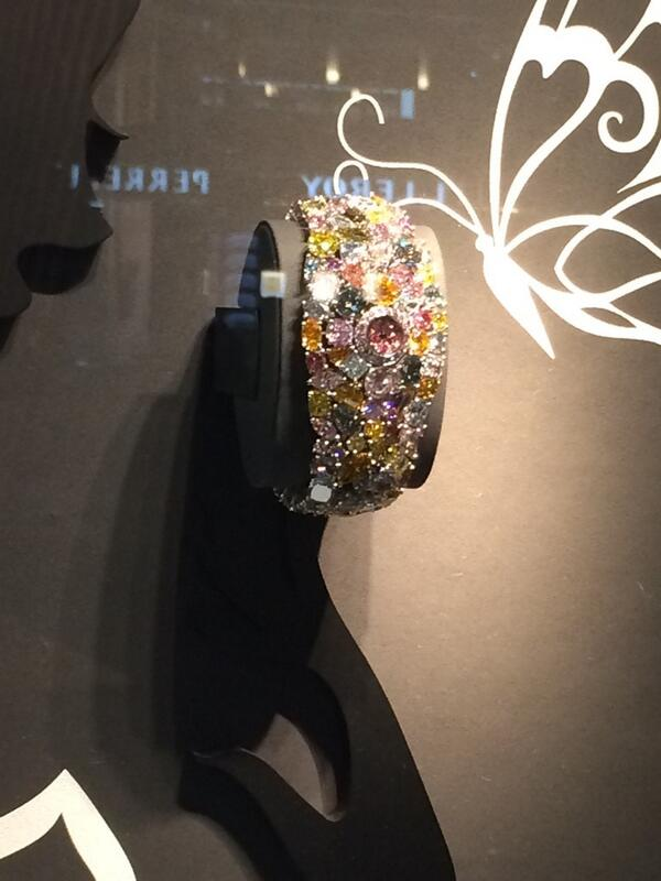 Hallucination BaselWorld 2014