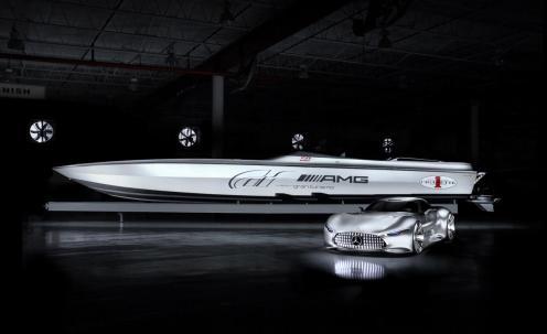 Mercedes Concept Vision GT