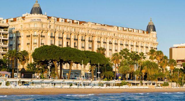 Hotel Carlton : Symbole du Festival de Cannes