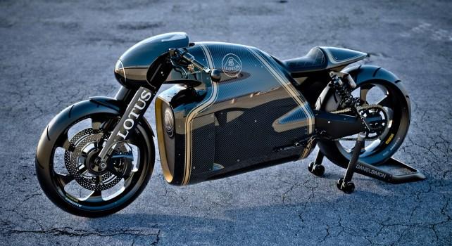 Lotus C-01 : Des sensations fortes pour 100.000€