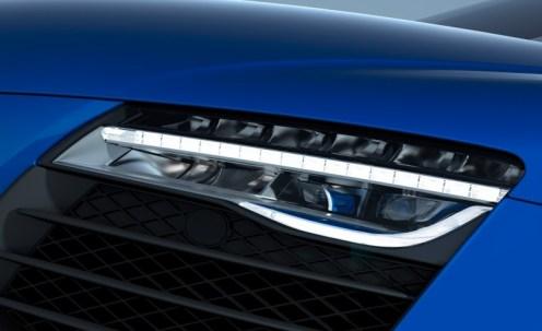 L'obsession par Audi.
