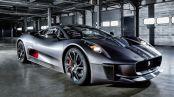 La jaguar CX-75 ne sera jamais produite, dommage!