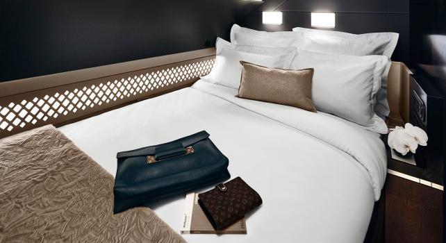 The Residence : La suite de luxe d'Etihad Airways