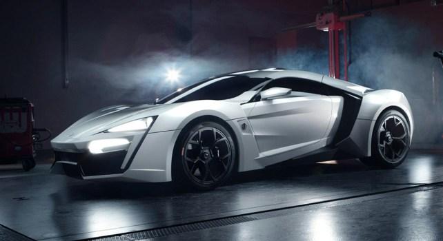 Les 5 voitures les plus chères du monde