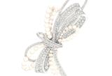 Broche Perle de Couture