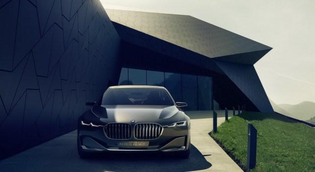 BMW Vision Future Luxury : Le futur n'a jamais été aussi luxueux