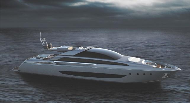 Yacht Riva 122 Mythos : Le luxe poussé à l'extrême