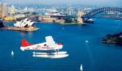 Sydney en Hydravion