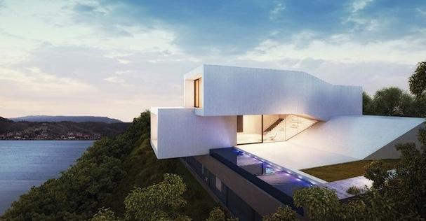 Casa Mi : Une villa au design surprenant