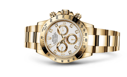 Rolex Daytona Or Jaune 1