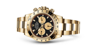 Rolex Daytona Or Jaune 3