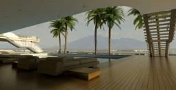 Luxury-yacht-Island-Emotion-concept-Exterior