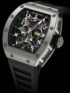 Richard Mille RM 036 Jean Todt