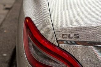 Swarovski-Crystal-Studded-Mercedes-CLS-350-5