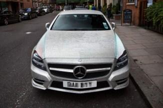 Swarovski-Crystal-Studded-Mercedes-CLS-350-6