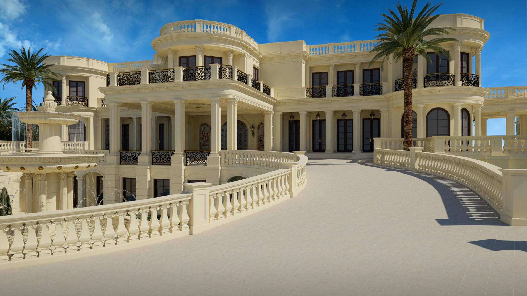 Extérieur Palais Royal Floride