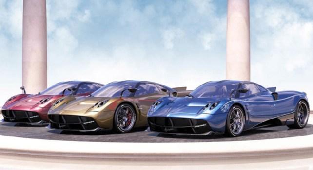 Huayra Dinastia : Une édition limitée pour l'ouverture de Pagani China Automotive Limited