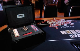 Hublot Enters Into the World of Poker