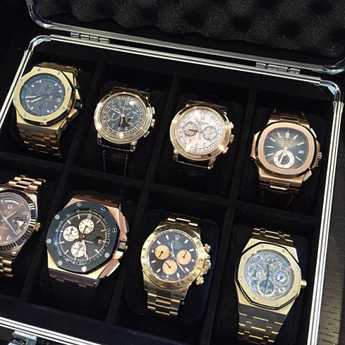 Lord Disick montres