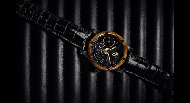 Ralph Lauren RL Automotive Skeleton : Une montre inspirée de la Bugatti 57SC Atlantic Coupé