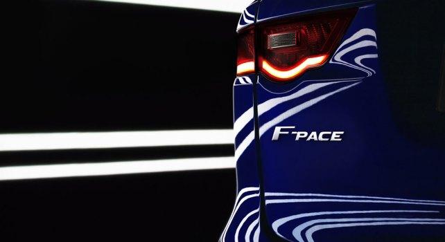Jaguar F-Pace : Le crossover premium confirmé pour 2016