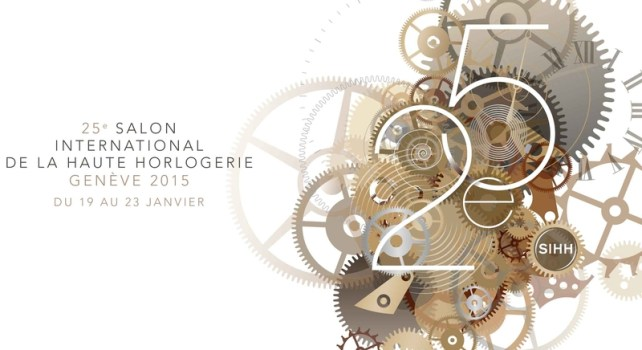 Les 5 montres du Salon International de la Haute Horlogerie 2015