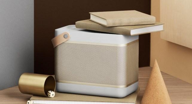 Bang&Olufsen Beolit 15 : Une mini enceinte bluetooth légère et raffinée