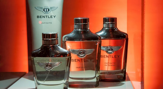 Bentley Infinite : Un parfum exclusivement vendu à Londres