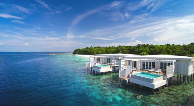 Amilla Fushi : Des maisons créées pour des vacances de rêve aux Maldives