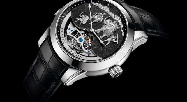 Ulysse Nardin Hannibal Minute Repeater : La montre qui retrace l'Histoire