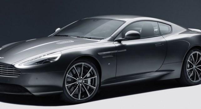 Aston Martin DB9 GT : La DB9 se met à jour