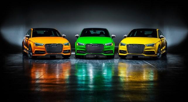 Audi S3 Exclusive Edition : 25 exemplaires réservés aux Etats-Unis