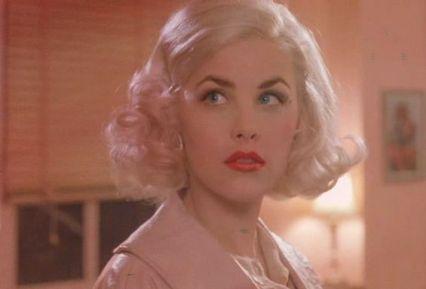 blonde audrey