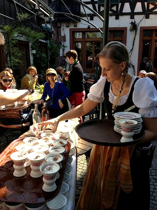 Coffee Tasting Avalon Waterways