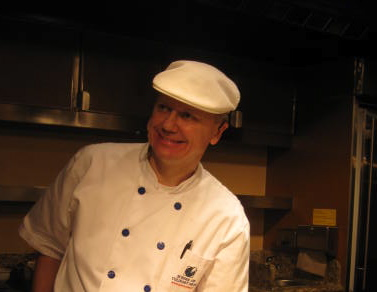 Interview with French Master Chef Hervé Laurent