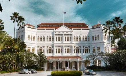 Raffles: Where Extraordinary Luxury Is Expected