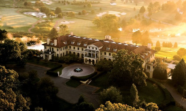 Glam Girlfriend Getaway: Keswick Hall at Monticello