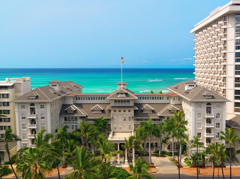 Moana Surfrider A Westin Resort & Spa Courtesy of the hotel.