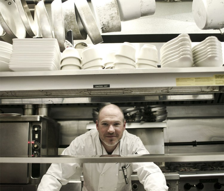 Executive Chef Bryan Dame of the Tides Beach Club