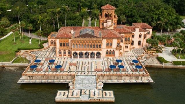 Ca' d'Zan  mansion at Ringling