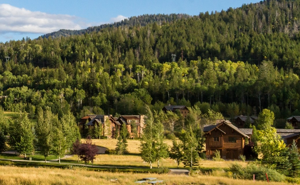Teton Springs Lodge, Victor, Idaho is Year-Round Resort