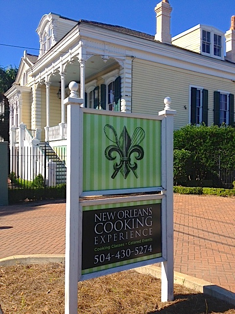 New Orleans Cooking Experience