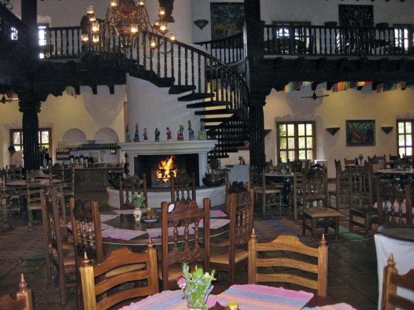 Rancho La Puerta Dining Room