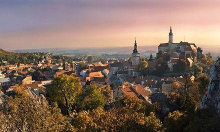 Go to Czech's Moravia Region