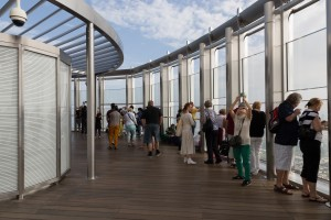 Burg Khalifa Observation Platform