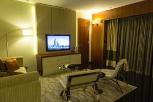 Jumeirah Emirates Towers Living Room